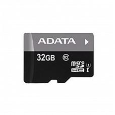 ADATA Memóriakártya MicroSDHC 32GB + Adapter UHS-I CLASS 10