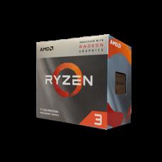 AMD AM4 CPU Ryzen 3 3200G 3.6GHz 2MB L2 4MB L3 Cache