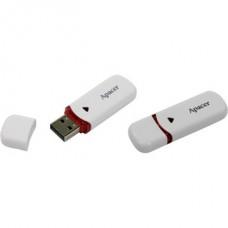 APACER Pendrive 32GB AH333 USB 2.0, Fehér