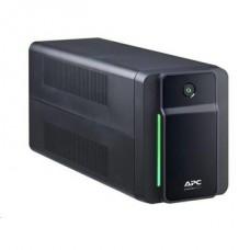 APC Back-UPS BVX700LI-GR (2 SCHUKO) 700VA (360 W) 230V, LINE-INTERACTIVE szünetmentes , AVR, torony