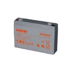 APC (BB) Akkumulátor 6V/7Ah zárt, gondozásmentes T2