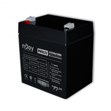 APC (NJOY) Akkumulátor 12V/5Ah Zárt gondozás mentes AGM T2