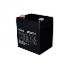 APC (NJOY) GP05122F Akkumulátor 12V/5Ah zárt, gondozásmentes Borne T2
