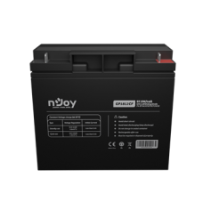 APC (NJOY) GP1812CF Akkumulátor 12V, 57.5W, gondozásmentes T3