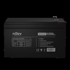 APC (NJOY) GPL07122F Akkumulátor 12V, 22.72W, gondozásmentes T2/F2