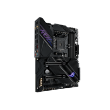 ASUS Alaplap AM4 ROG CROSSHAIR VIII DARK HERO AMD X570, ATX