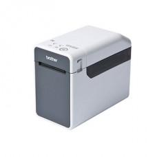 BROTHER Címkenyomtató TD-2120N, Hálózatba köthető, ipari címke-és blokknyomtató