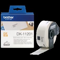 BROTHER Etikett címke DK11201 Standard 400db