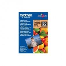 BROTHER Fotópapír BP71GP20, Prémium fényes fotópapír (4