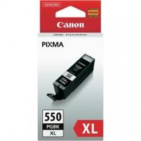 CANON Patron PGI-550PGBK XL, fekete, P7250, iP8750, MG5450, MG5550, MG6350, MG6450, MG7150, MX925