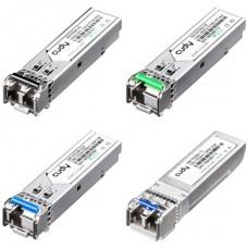 CUDY Switch SFP Modul 155Mb/s Bi-di, 1550Tx/1310Rx FP 20km, 20dB, SM100SB-20B