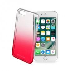 Cellularline Gumi tok Shadow Iphone7 4,7 Piros