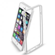 Cellularline Tok, BUMPER, mobiltelefonhoz, bumper, iPhone 6, fehér