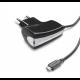 Cellularline Hálózati töltő, ACH, microUSB, Amazon, CellularLine, Jabra, LG, Motorola, Nokia, Plantronics, Sony ericsson
