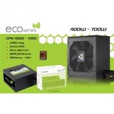 CHIEFTEC Tápegység ECO 600W 12cm ATX BOX 85+ Bronz