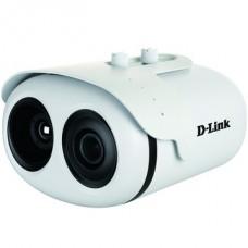D-LINK Vezetékes Hőkamera Beltéri/Kültéri, DCS-9500T