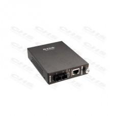 D-LINK Optikai Media Konverter 100(réz)-100FX(SC) Multi mód, DMC-300SC/E