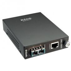 D-LINK Optikai Media Konverter 1000(réz)-1000SX(SC) Multi mód, DMC-700SC/E