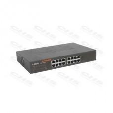 D-Link Switch 16x1000Mbps DGS-1016D/E