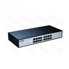 D-Link Switch 16x100Mbps EasySmart DES-1100-16
