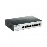 D-Link Switch 8x1000Mbps PoE