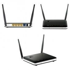 D-Link Wireless N 4G LTE Router 1 x 10/100 WAN + 4 x 10/100 LAN + 1 x USB