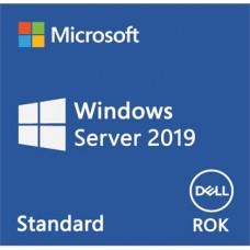 DELL EMC szerver SW - ROK Windows Server 2019 ENG, Standard Edition 2 core add License.