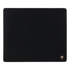 DELTACO GAMING Egérpad GAM-005 320x270x2, Gaming Mousepad in neoprene, hand washable in cold water, rubber based, black