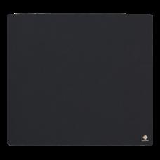 DELTACO GAMING Egérpad GAM-063, Mousepad XL, 45x40cm, SBR rubber, fabric coated surface, black