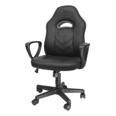 DELTACO GAMING Gamer szék GAM-094, DC110 Junior Gaming Chair, Artificial leather, height and adjustable, black