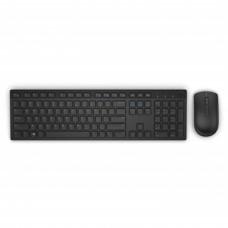 Dell Vezeték nélküli Billentyűzet és Egér - KM636 - Hungarian (QWERTZ) - Black