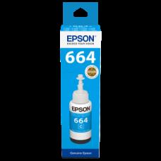 EPSON Patron L100/L110/L200/L210/L300/L355/L550/L1300 70ml, kék