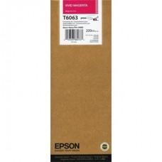 EPSON Patron Stylus Pro 4880 Piros (Vivid Magenta)