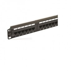 Excel Patch panel CAT5E UTP 24 PORT 19