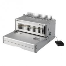 FELLOWES Spirálozógép, műanyag spirálkötéshez, elektromos, 500 lap,