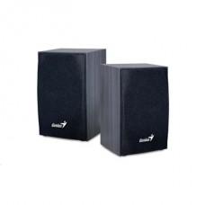 GENIUS 2.0 Hangszóró SP-HF160B 3.5mm Jack+ USB 4 Watt Fekete
