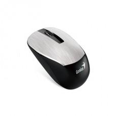 GENIUS Vezeték nélküli egér NX-7015, USB, 1200dpi, BlueEye, Ezüst