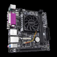 GIGABYTE Alaplap S769 E6010N + AMD E1-6010 (1,35GHz), mini-ITX