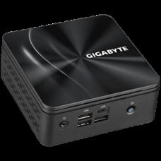 GIGABYTE PC BRIX, AMD Ryzen R3-4300U 4.1GHz, HDMI, MiniDisplayport, LAN, WIFI, BT, COM, 2,5
