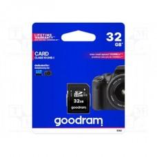 GOODRAM Memóriakártya SDHC 32GB CL10 UHS-I U1