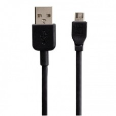 HAMA ADATKÁBEL MICRO USB,FEKETE 1,5M