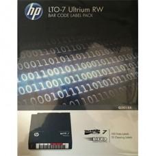 HP Adatkazetta cimke csomag LTO7 RW , 110 DB