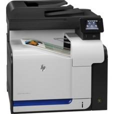 HP Lézer LJ Enterprise 500 color MFP M570dw, színes, 256MB, USB/Háló/WLAN, A4 30lap/perc FF, 600x600 Duplex, ADF,fax