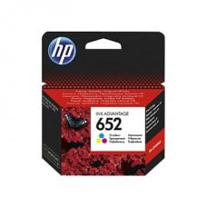 HP Patron No 652 háromszínű tintapatron Ink Advantage