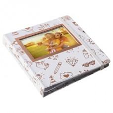 HP Sprocket Fotóalbum Arany/Fehér