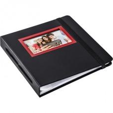 HP Sprocket Fotóalbum Vörös/Fekete