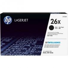 HP Toner (26X) CF226X fekete 9000/oldal