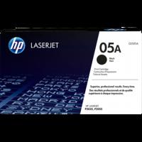 HP Toner LJ CE505A, 2300/oldal, fekete