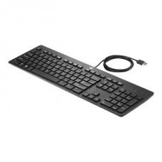 HP Vezetékes Billentyűzet USB Business Slim Magyar