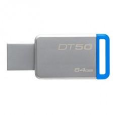 KINGSTON Pendrive 64GB, DT50 USB 3.0 (110/15)